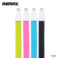 REMAX 2.4A FULL SPEED 2 Flat Charging Data Cable For Cellphone