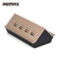 Remax Adapter 4 Port (402) ชาร์ตบ้าน