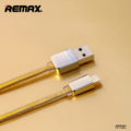 Remax LDS Remax Gold Safe & Speed Cable Micro USB 1000mm (Gold)